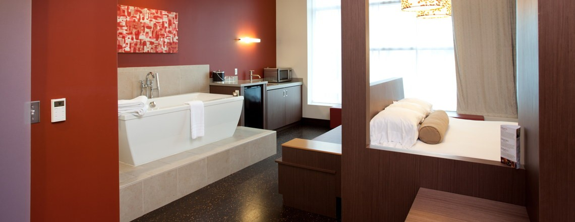 Cityflatshotel Boutique Hotels In Grand Rapids Port